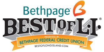 Logo for Best of Long Island presented by Bethpage Federal Credit Union