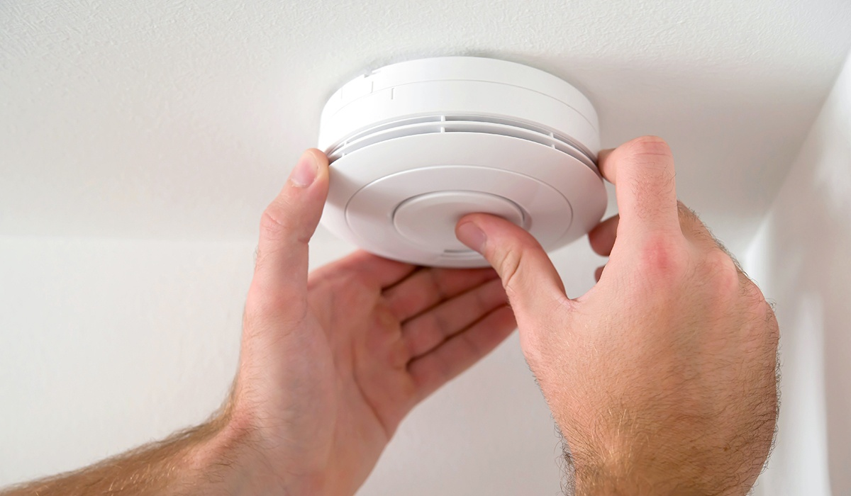 Carbon Monoxide Detector Beeping After Replacing Battery?