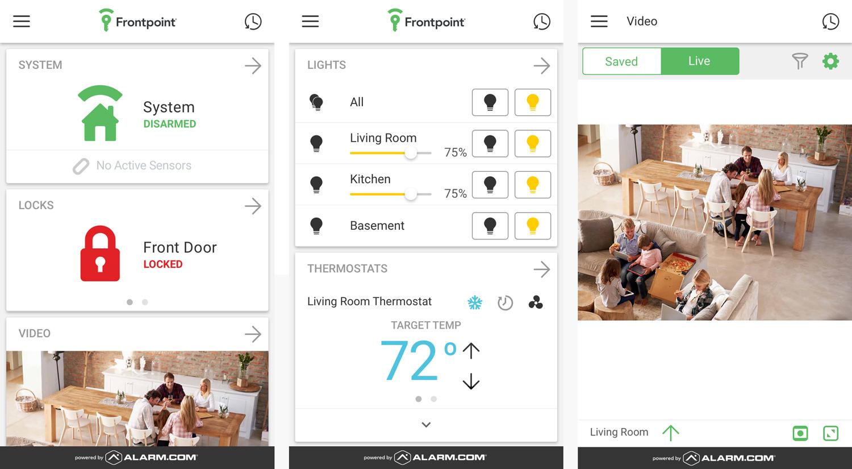 FrontPoint---App-Screenshots
