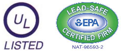 EPA - Lead-Safe Certified Firm Logo