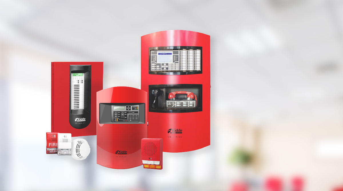 commercial fire alarm hardware