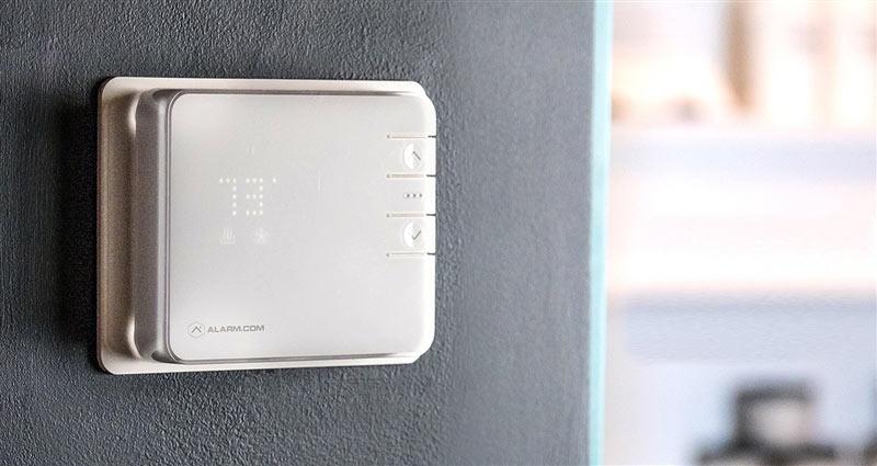 alarm.com thermostat