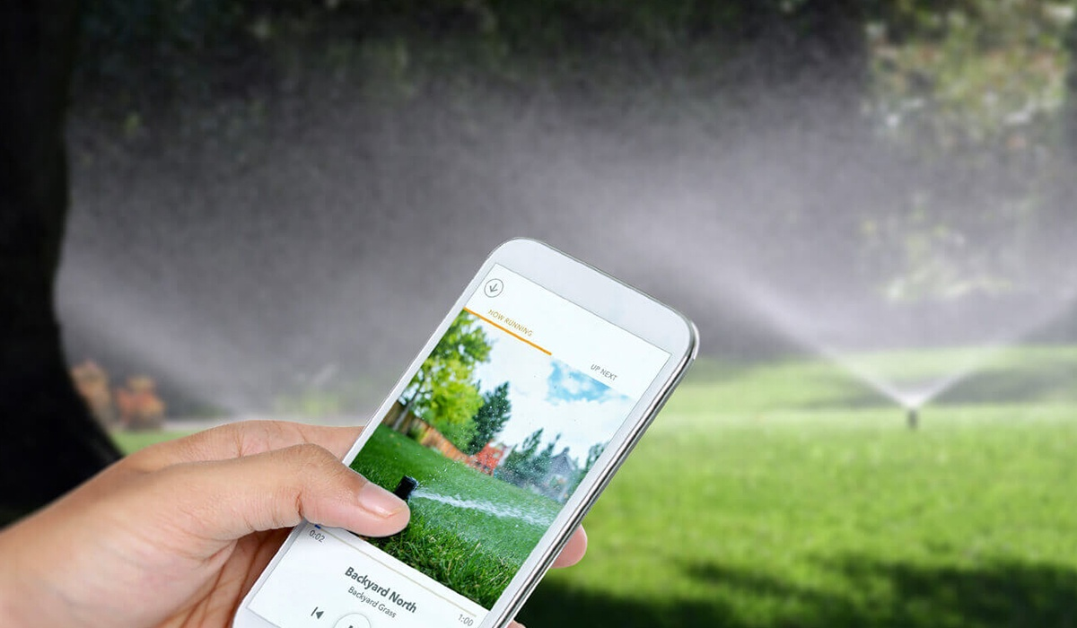 What Is the Rachio Smart Sprinkler?